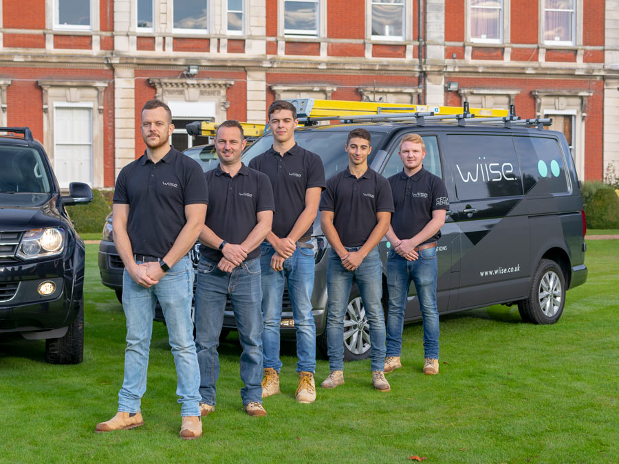 wiise - smart home installation London