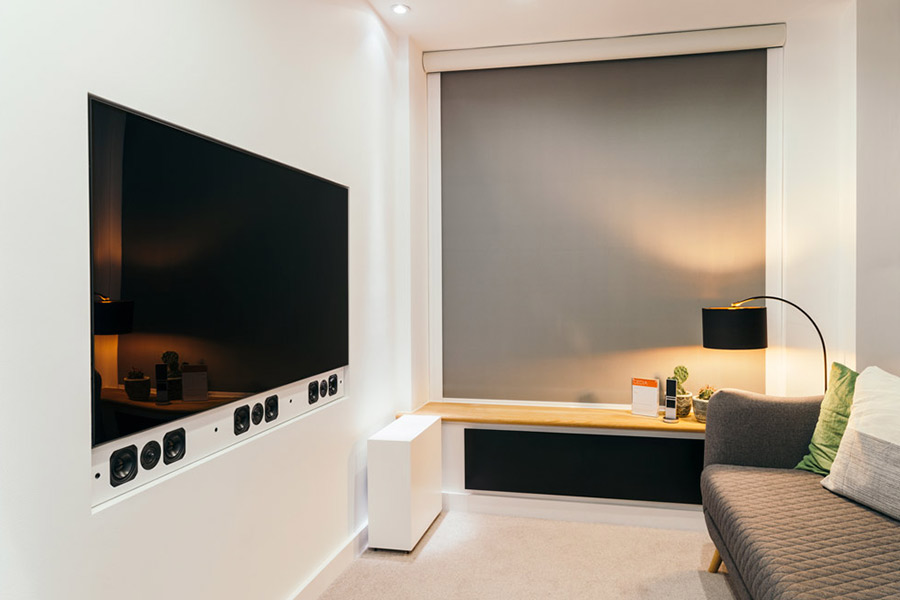 high end home automation systems