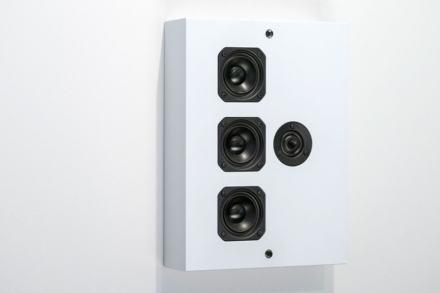 wiise - home automation installation audio artcoustic