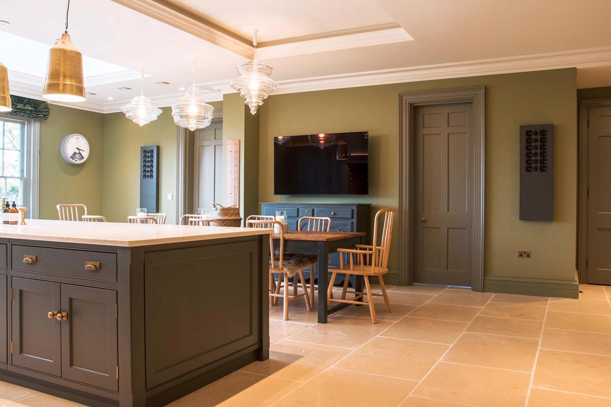 wiise - smart home installation multi room audio