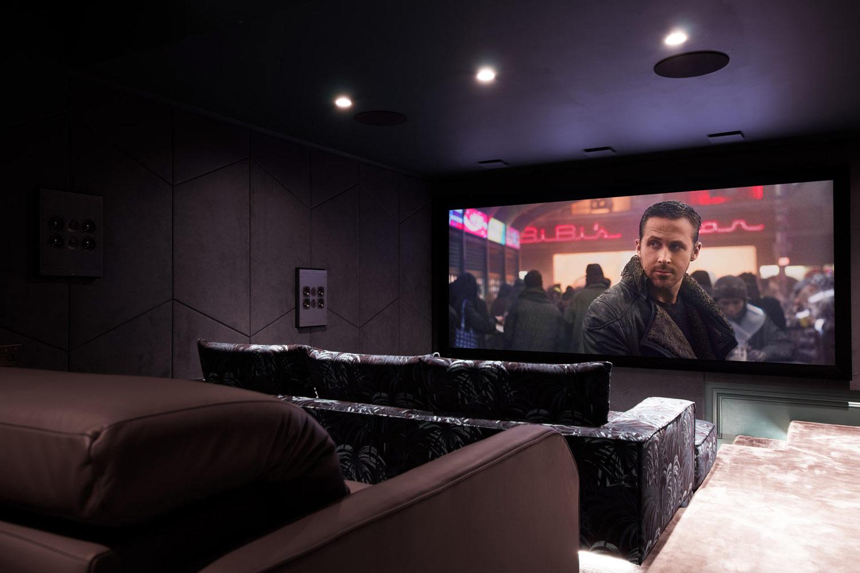 Wiise - home cinema installation berkshire